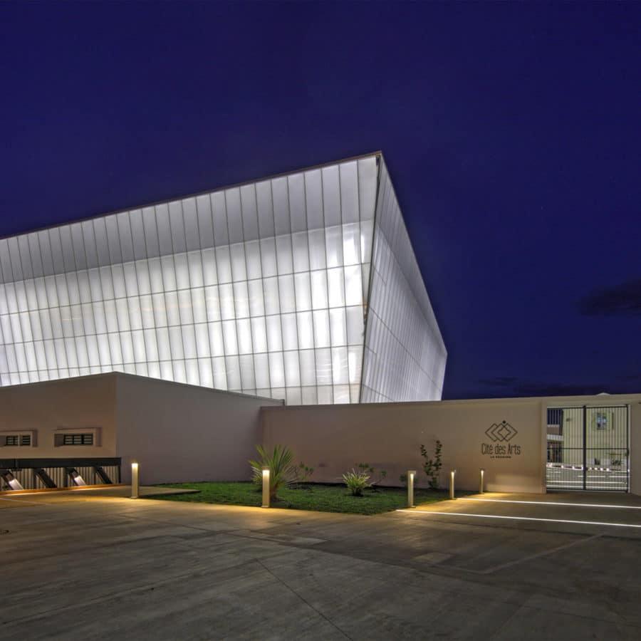 Cité des Arts – Saint-Denis, La Réunion